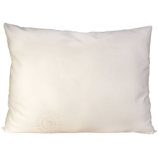 OMI 100% Certified Organic Cotton Pillow