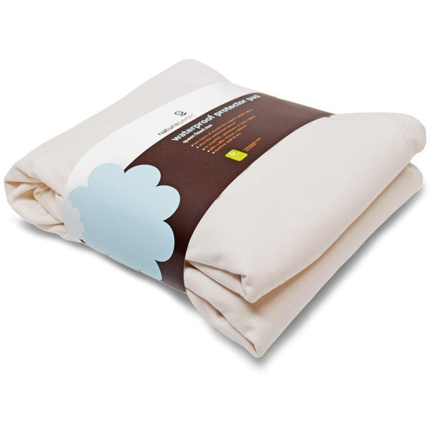 Naturepedic Organic Waterproof Fitted Protector Pad