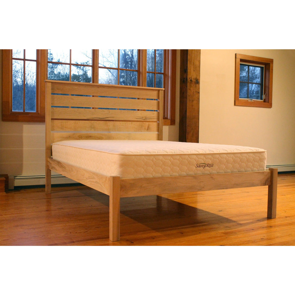 Savvy Rest Esmont Platform Bed with Customizable Headboard