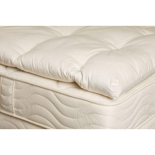 OMI The Wooly 3 Inch Wool Mattress Topper