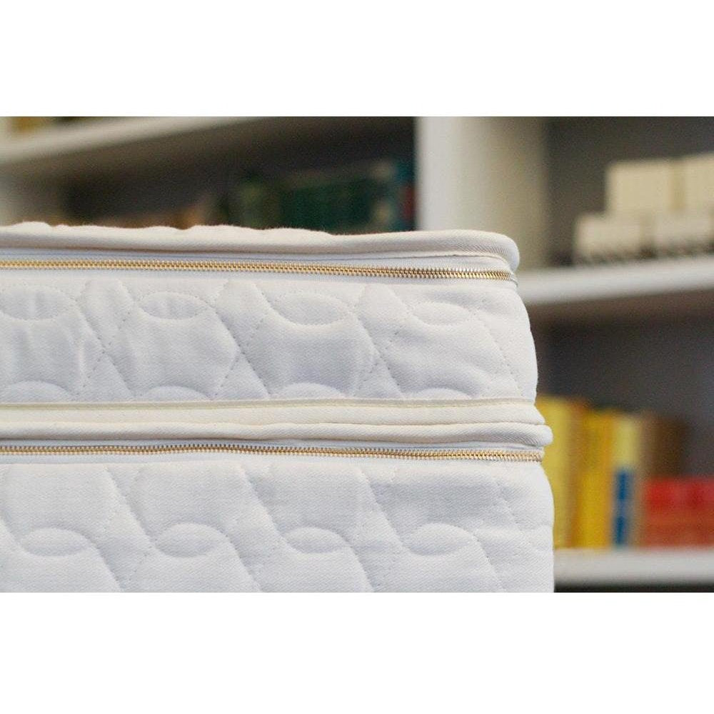 Savvy Rest Harmony Natural Latex Mattress Topper