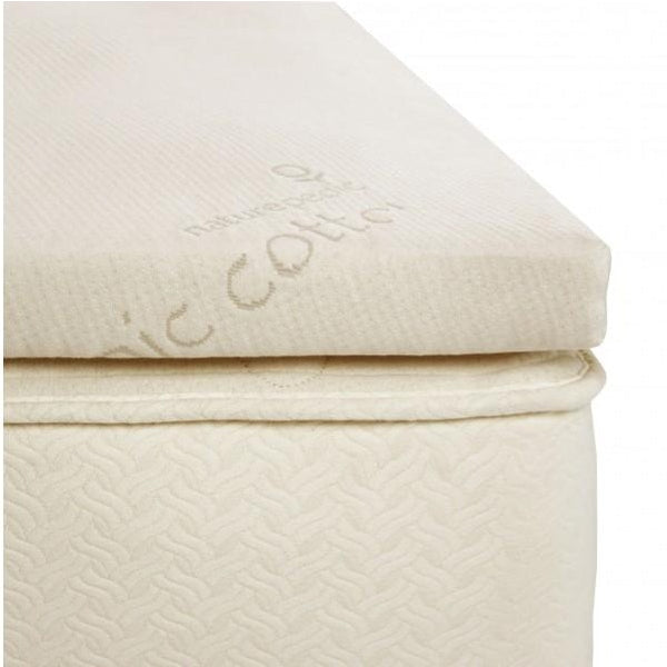 "Naturepedic Adagio 2"" Latex Mattress Topper"