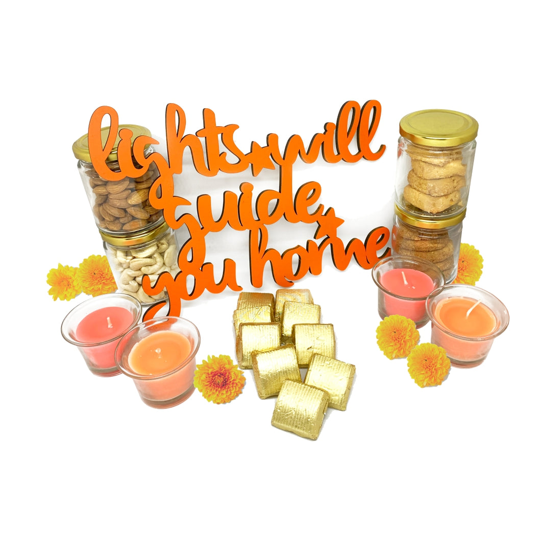 Diwali Lights Will Guide You Home Hamper