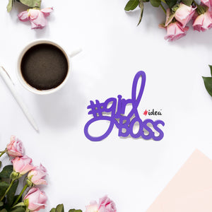 Girl Boss magnet