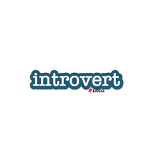 Load image into Gallery viewer, Introvert Pin