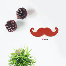 Load image into Gallery viewer, Moustache magnet