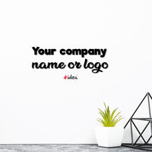 Load image into Gallery viewer, Personalised Company Logo