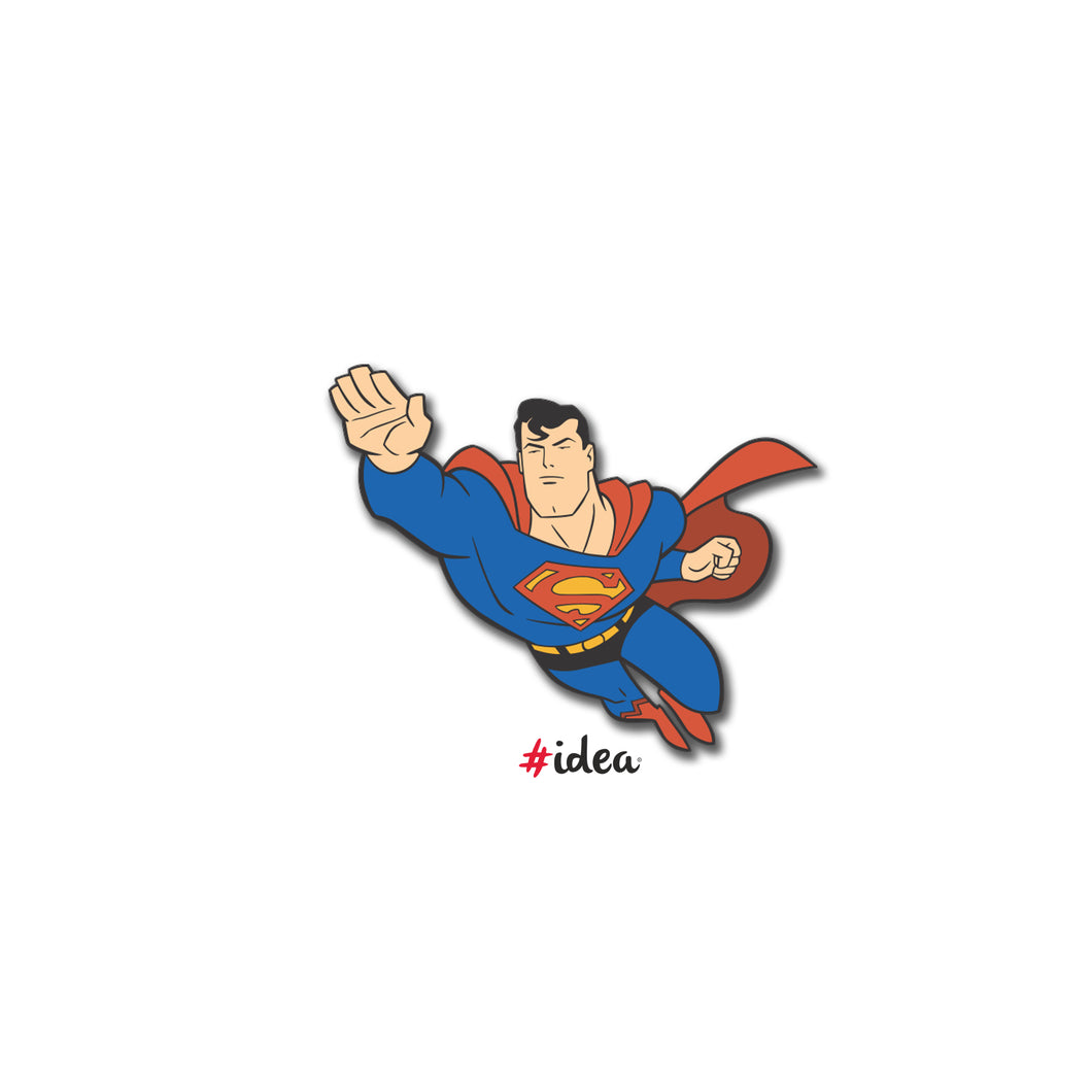 Superman Pin