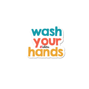 Wash your hands Pin