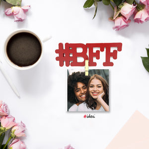 #BFF clip hanging