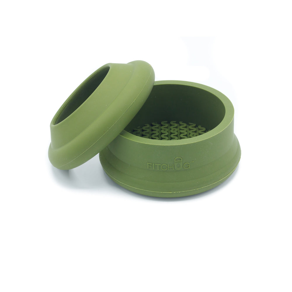 BOTTLE BUMPER SET - TACTICAL GREEN