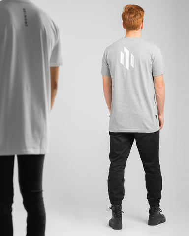 T-shirt RECLAIM V/_001 - Grey