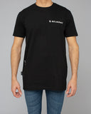 T-shirt RECLAIM V/_001 - Black