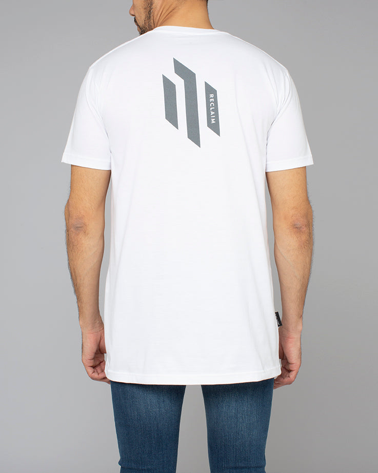 T-shirt RECLAIM V/_001 - White