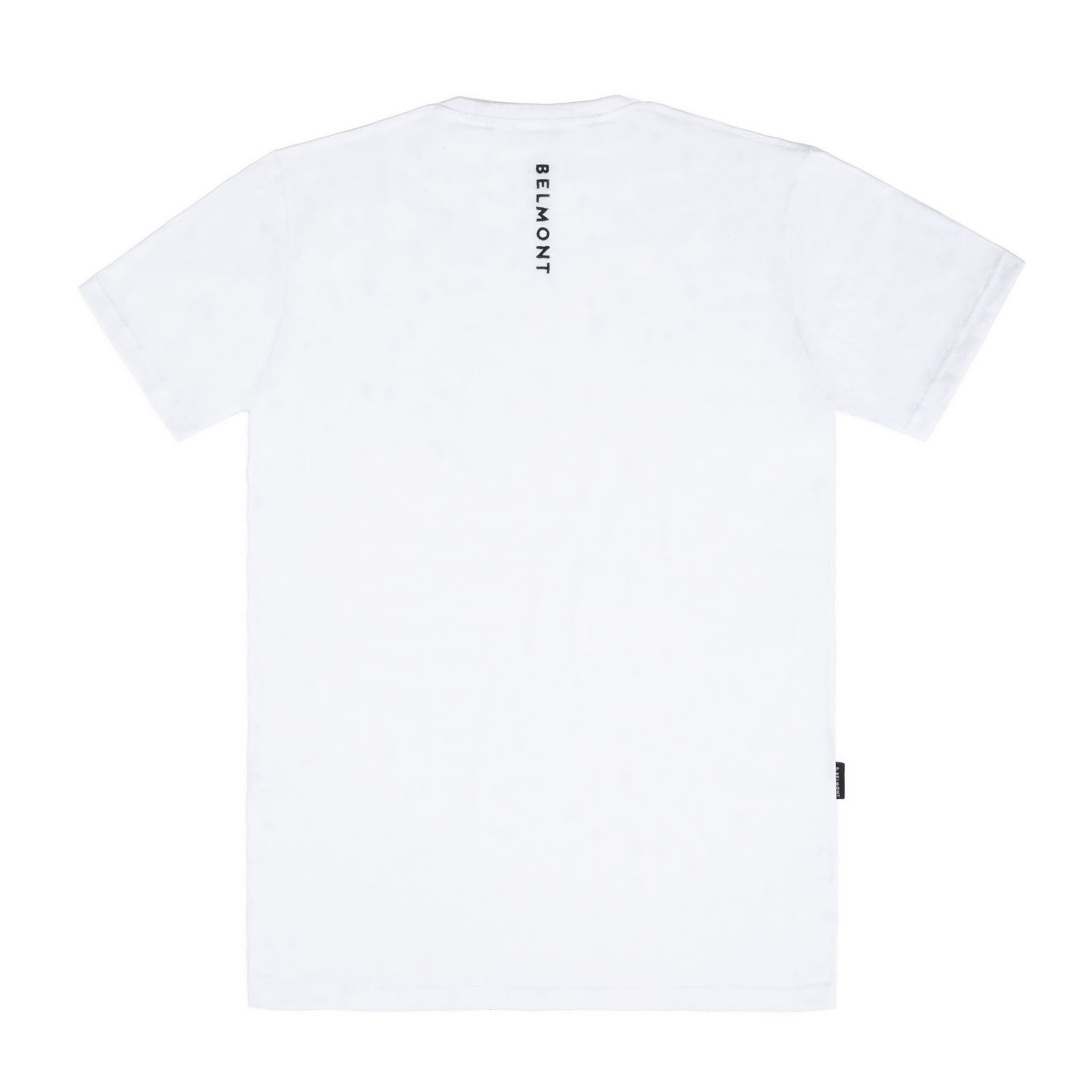 Camiseta BORDADA V/_001 - Blanca