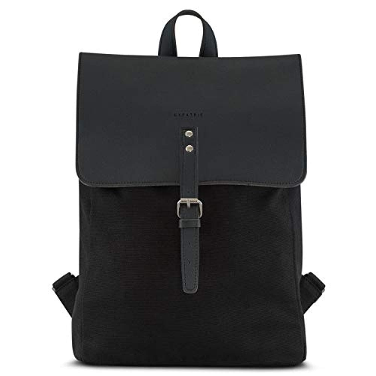 d21c7435f Oxford Canvas Satchel All Black Backpack – harveylanebags