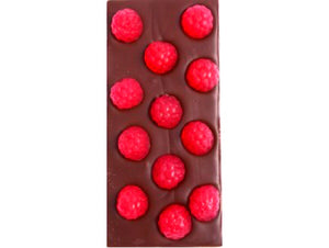 Raspberries - Dark Chocolate
