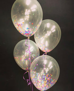 Confetti Balloon - Small