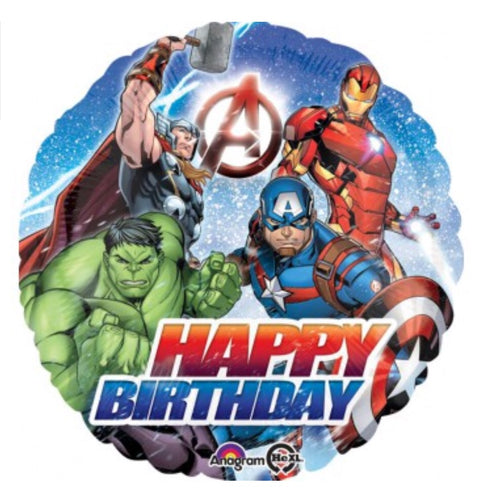 Marvel Avengers Foil Balloon