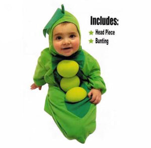 Pea In The Pod Costume