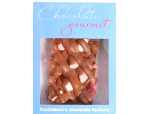 Gourmet Milk Chocolate Rocky Road