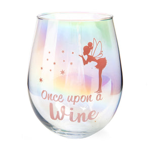 Aurora Stemless Wine Glass - Once Upon a Wine