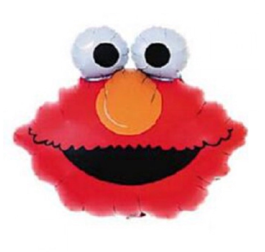 Elmo Foil Balloon