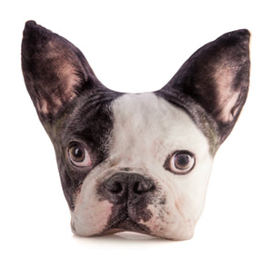 French Bulldog Plush Cushion