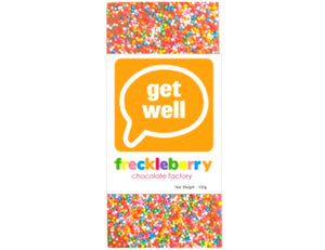 Get Well Freckle Chocolate