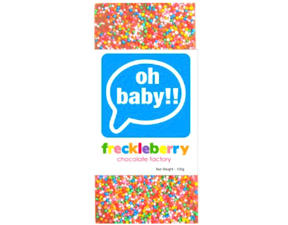 Oh Baby Freckle Chocolate
