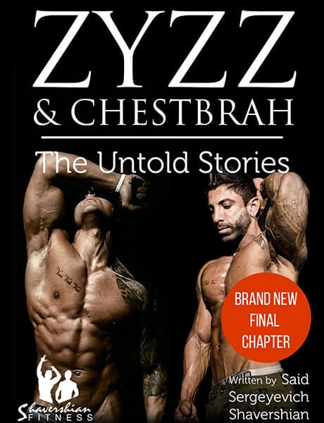 Zyzz Untold Stories Ebook