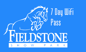 Fieldstone 7-Day Access