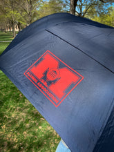 Load image into Gallery viewer, Ole Miss Alumni Association Collapsable Golf Umbrella