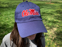 Load image into Gallery viewer, Ole Miss Alumni Association Cap