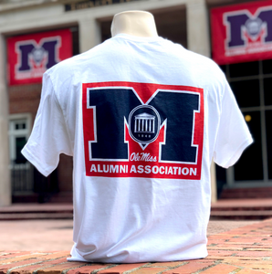 Ole Miss Alumni Association Logo Tee