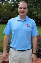 Load image into Gallery viewer, Ole Miss Alumni Association / Nike Men's Victory Polo
