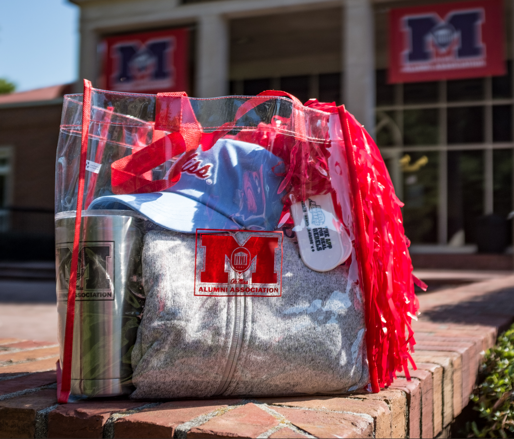Ole Miss Alumni Association Stadium Tote