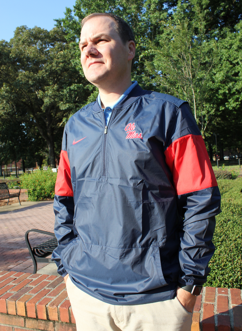 Ole Miss Alumni Association / Nike Lockdown HZ Jacket