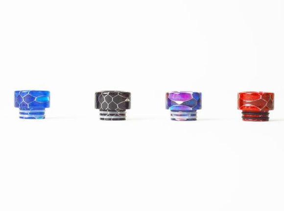 Snake Skin Resin Short 810 Drip Tip