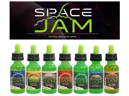 Space Jam 60mL High VG Premium E-Juice
