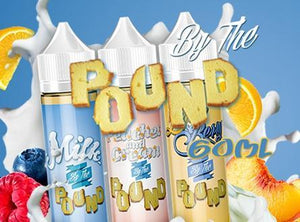 By The Pound 60mL E-Liquid - Vaporider