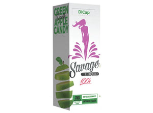 Savage 100mL E-Liquid - DiCap