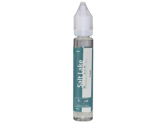 Salt Lake 30mL Premium Salt Nicotine E-liquid - Tropical Ice