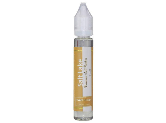 Salt Lake 30mL Premium Salt Nicotine E-liquid - Sweet Mango