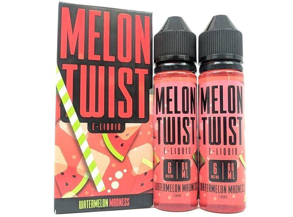 Melon Twist E-Liquid 60mL/120mL - Watermelon Madness