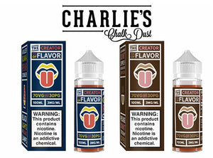 Creator of Flavors By Charlie's Chalk Dust 100ML - Vaporider
