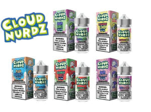 Cloud Nurdz 100ML E-Liquid - Vaporider