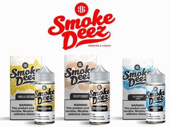 Smoke Deez 100ML E-Juice