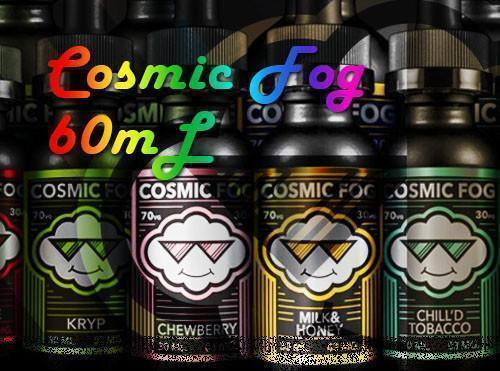 Cosmic Fog 60mL - Vaporider