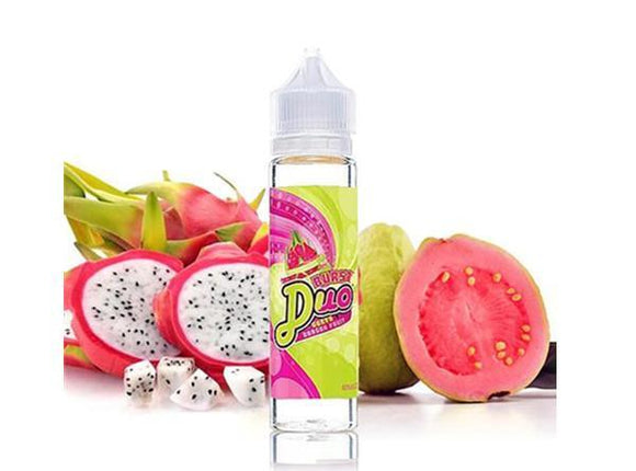 Burst Duo E-Juice 60mL - Guava & Dragonfruit (Juice Deals) - Vaporider